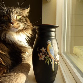 for fun, Cats and glass.  - Art Glass