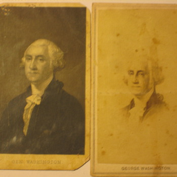 George Washington Photos - Photographs