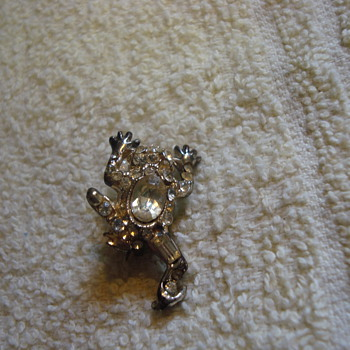 My little froggy - Costume Jewelry