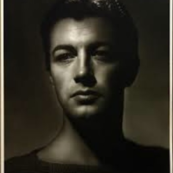 Robert Taylor from George Hurrell's Portfolio II signed by Hurrell and numbered 2/25