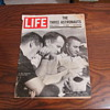 LIFE MAGAZINE - THE THREE ASTRONAUTS