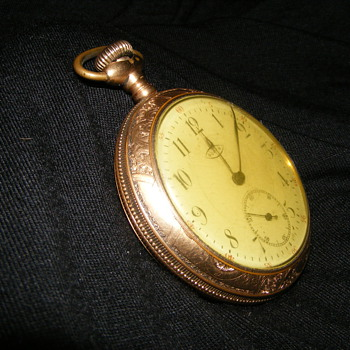 """Buren"" Pocket Watch"