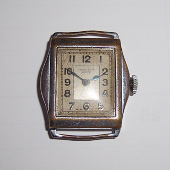 Vintage Watch - Shock Proof Lever