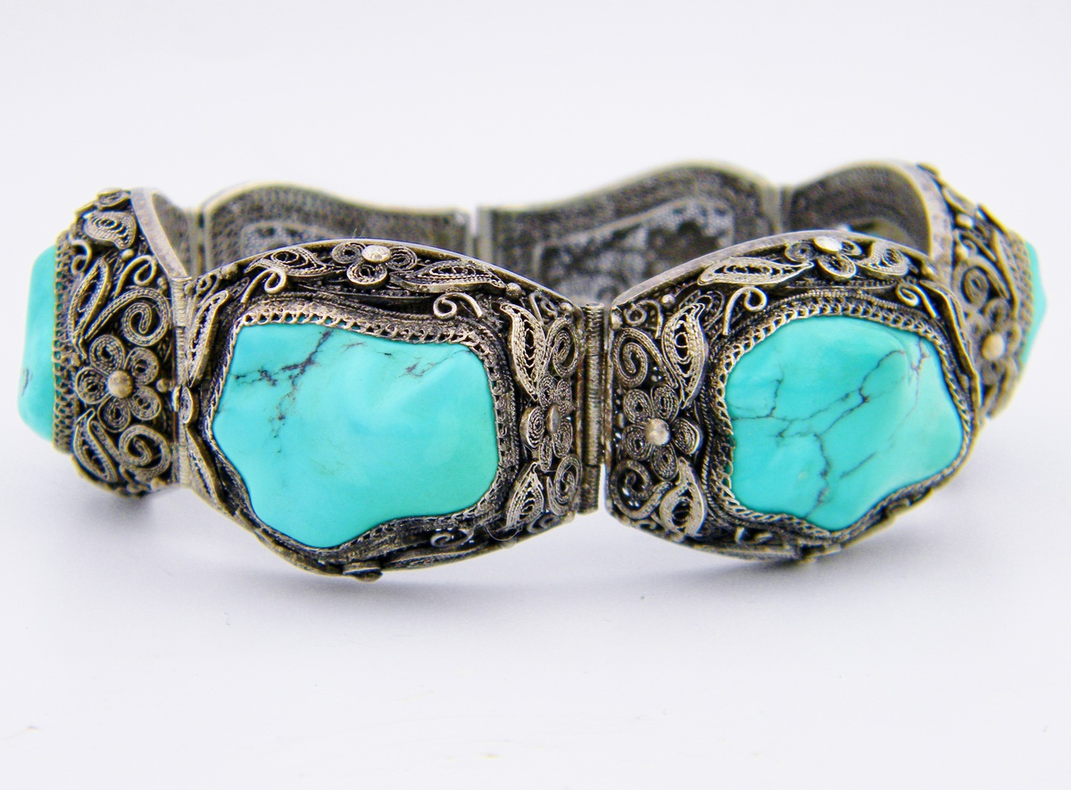 Asian turquoise