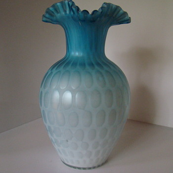 Harrach  air trap vase
