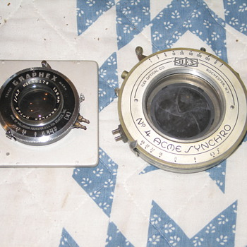 ANTIQUE LENSES - Cameras