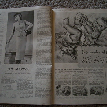 May 1937 Chatelaine Adverts Continued - Advertising