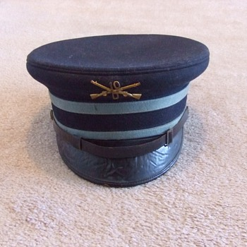 M1902 US Army Infantry visor cap