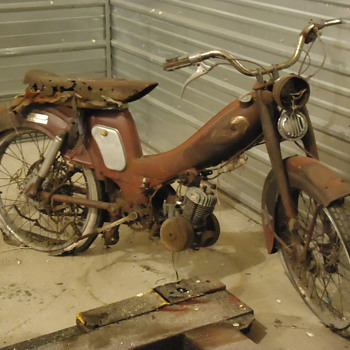 Montgomery Ward Riverside - Motorcycles