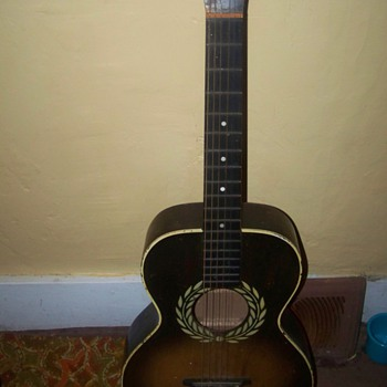 p'mico guitar