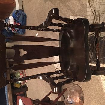 My Nana's chair