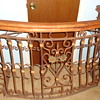 New to Me Wrought Iron Balcony