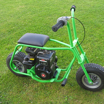 Lil' Indian or Ruttman '60s early '70s Minibike - Motorcycles