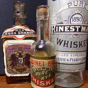 Pre-Pro Whiskey; $1!!! Disaster Strikes!!!!