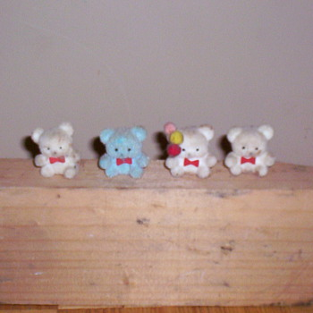 Tiny Teddys