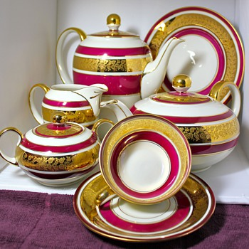 Eschenbach Tea & Cookies Set