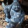 A few more garden Buddhas / Boddhisatvas