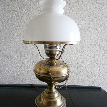 Beautifull Aladdin Style lamp 