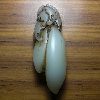 Jade pendant - Asian