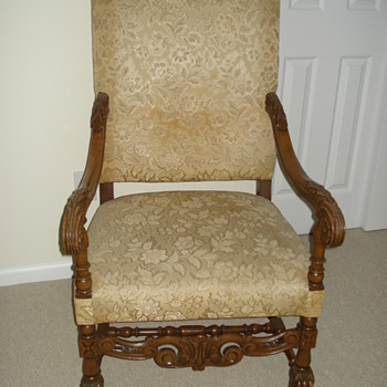 New England Chair - Furniture