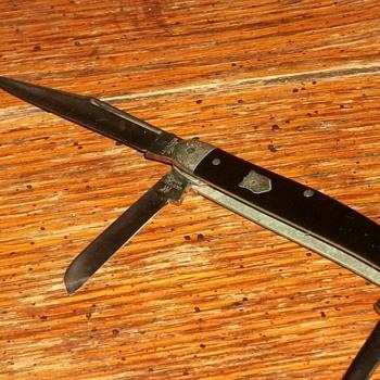 vintage j.a. hinkles model 1813 pocket knife - Sporting Goods