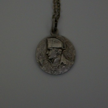napolean medallion circa 1905 i think