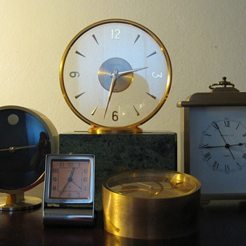 GROUPING OF MY CLOCKS