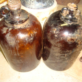 gallon jugs  - Bottles
