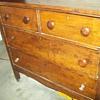 1920s Vintage Dresser with four drawers