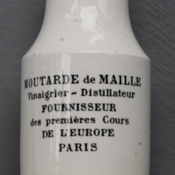 ~~~1870's French Mustard Jar~~~