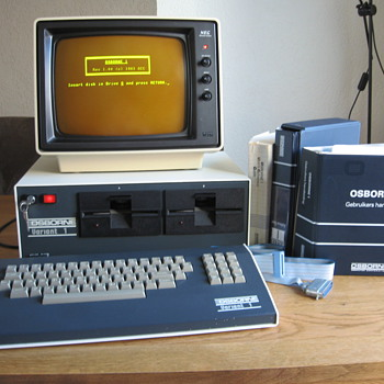 Osborne 1 Desktop model