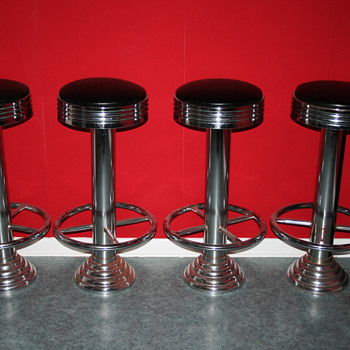 diner stools - Furniture