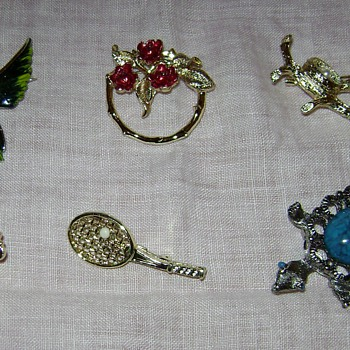 A Mixed Bag - Costume Jewelry