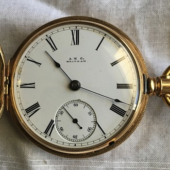 my dad's watch - Pocket Watches