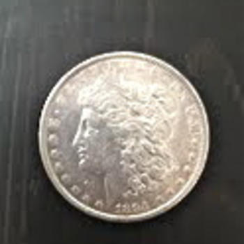 1894 Morgan Silver Dollar - US Coins
