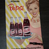 pepsi cola poster
