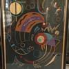 Kandinsky comets print