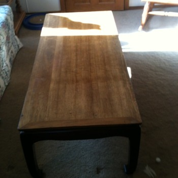Vintage Lane Coffee Table - Furniture
