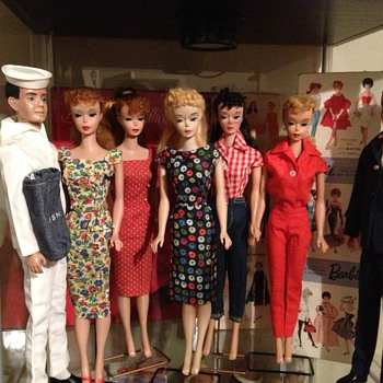 My Vintage Barbie Collection