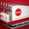 Coca cola soda fountain