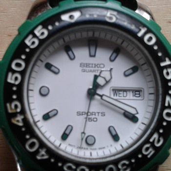 Seiko ID Help - Picked up at 2nd Hand Shop in Sweden