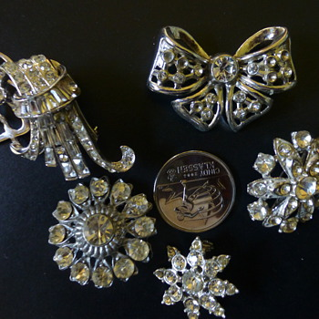 Collection of sparkly things! - Costume Jewelry