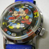 Circa 1980 Mickey & Minnie (double animation) Wristwatch