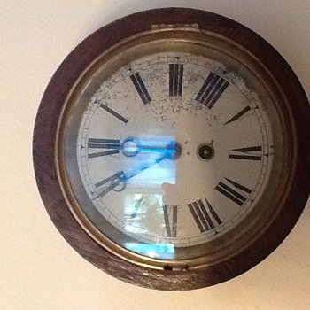 Submarine clock?