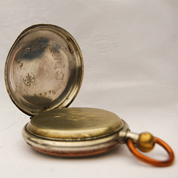 Makers name required of this Antique Pocket Watch ?