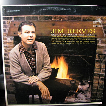 Songs to Warm the Heart  Jim Reeves - Records