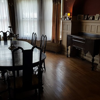 Looking for info on dining room ensemble
