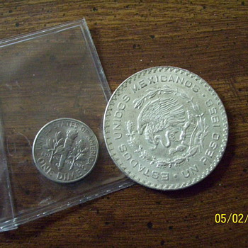 coins 1958 silver  - US Coins