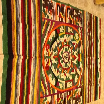 Arizona Native American blanket/rug