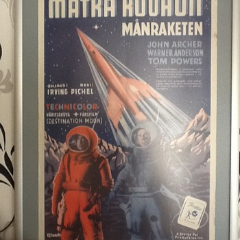 Destination Moon-movie poster - Posters and Prints